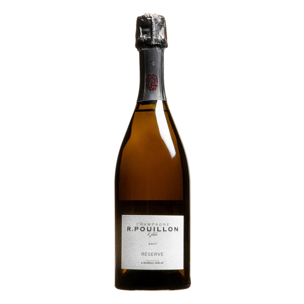 R. Pouillon, Brut Réserve NV from R. Pouillon - Parcelle Wine