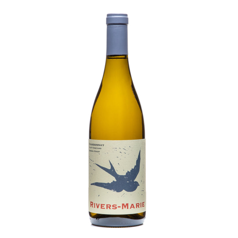 Rivers Marie, 'Platt Vineyard' Chardonnay Sonoma Coast 2018 from Rivers Marie - Parcelle Wine