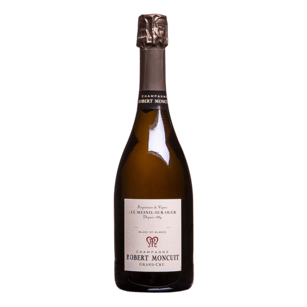 Robert Moncuit, Grand Cru Blanc de Blancs Brut 2013 from Robert Moncuit - Parcelle Wine