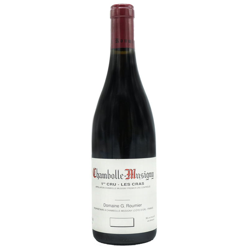 Roumier, 'Les Cras' 1er Cru Chambolle-Musigny 2003 from Roumier - Parcelle Wine