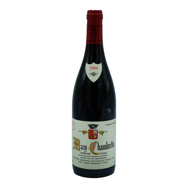 A. Rousseau, 'Mazy-Chambertin' Grand Cru 2004 from A. Rousseau - Parcelle Wine