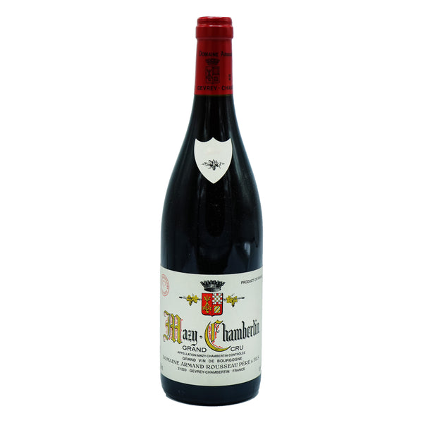A. Rousseau, 'Mazy-Chambertin' Grand Cru 2003 from A. Rousseau - Parcelle Wine