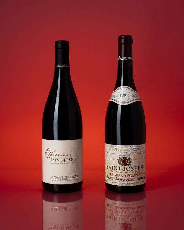 Saint-Joseph 2-Pack:  1998 vs 2018