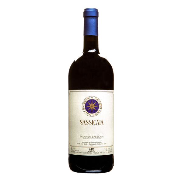 Sassicaia 2017 Magnum from Sassicaia - Parcelle Wine