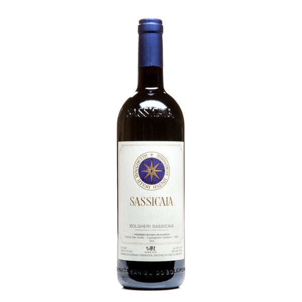 Sassicaia 2000 from Sassicaia - Parcelle Wine