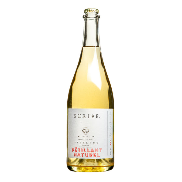 Scribe, Riesling Pet Nat 2020 - Parcelle Wine