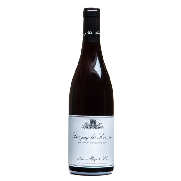 Simon Bize, Savigny-lès-Beaune Rouge 2018 from Simon Bize - Parcelle Wine