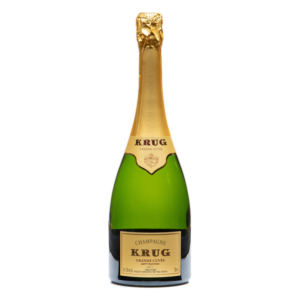 Krug, '168th Édition' MV from Krug - Parcelle Wine