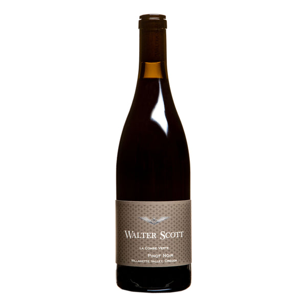 Walter Scott, 'La Combe Verte' Pinot Noir Willamette Valley 2019 from Walter Scott - Parcelle Wine