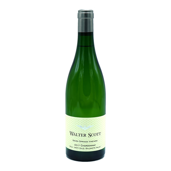 Walter Scott, 'Seven Springs' Chardonnay Willamette Valley 2017 from Walter Scott - Parcelle Wine