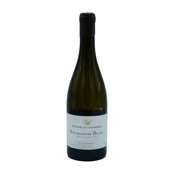 Bachelet-Monnot, Bourgogne Blanc 2018 from Bachelet-Monnot - Parcelle Wine