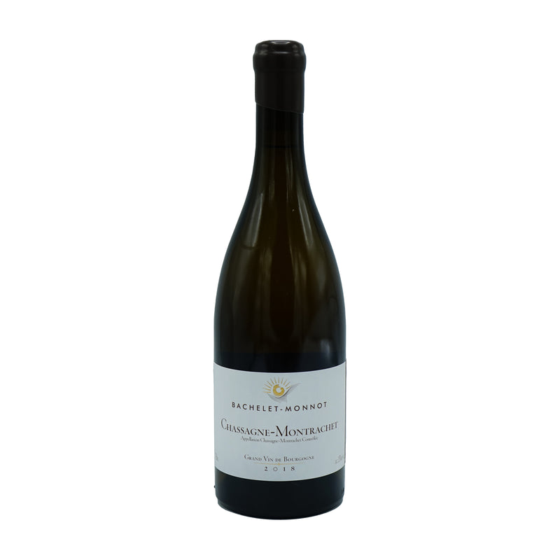 Bachelet-Monnot, Chassagne-Montrachet 2018 from Bachelet-Monnot - Parcelle Wine