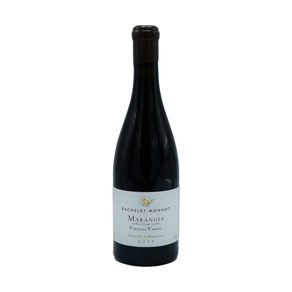 Bachelet-Monnot, Maranges Rouge 2018 from Bachelet-Monnot - Parcelle Wine