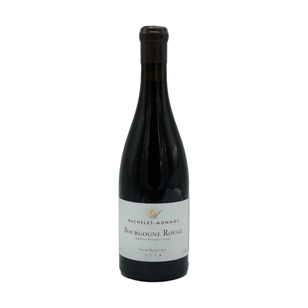 Bachelet-Monnot, Bourgogne Rouge 2018 from Bachelet-Monnot - Parcelle Wine