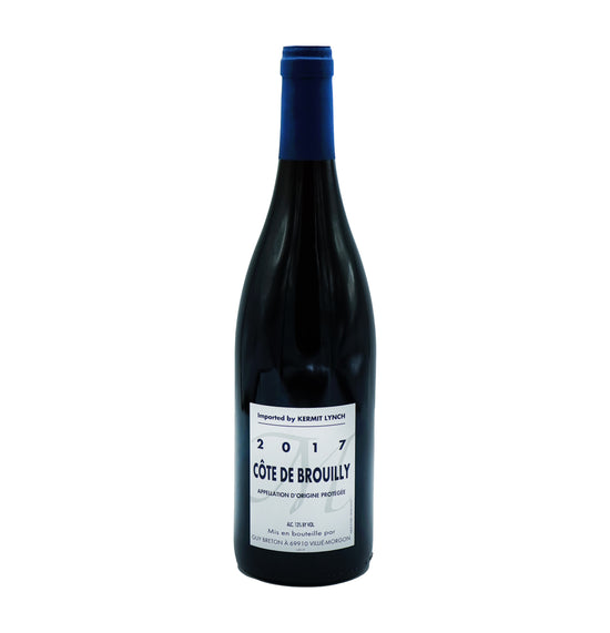 Guy Breton Côte de Brouilly 2017 from Guy Breton - Parcelle Wine
