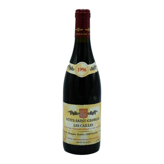 R. Chevillon, 'Cailles' 1er Cru Nuits-St-Georges 1996 from R. Chevillon - Parcelle Wine