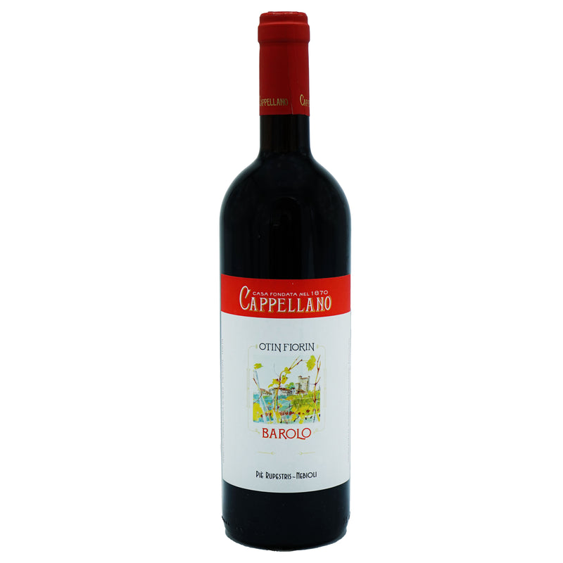 Cappellano, Barolo 1974 from Cappellano - Parcelle Wine