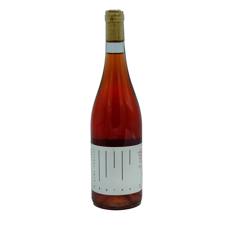 Chëpìka, 'Catawba' Rosé Finger Lakes 2019 from Chëpìka - Parcelle Wine