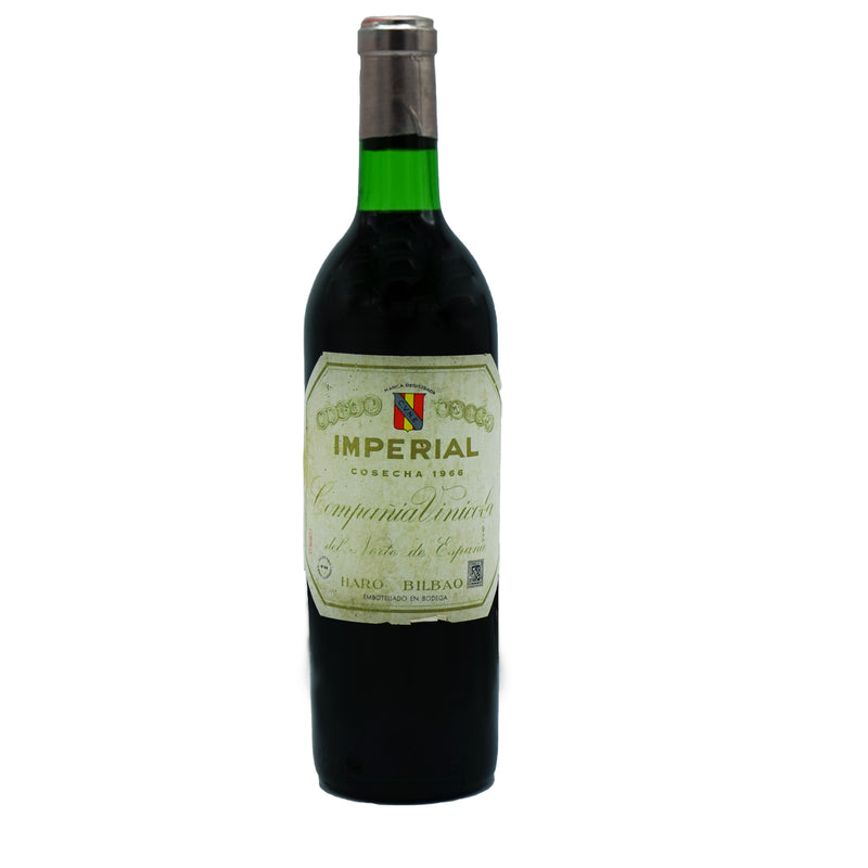 CVNE, 'Imperial' Reserva 1966 from CVNE - Parcelle Wine