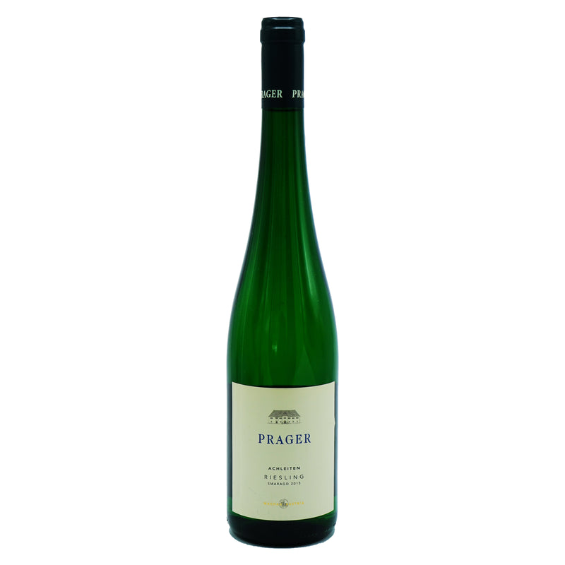 Prager, 'Achleiten' Riesling Smaragd Wachau 2015 from Prager - Parcelle Wine