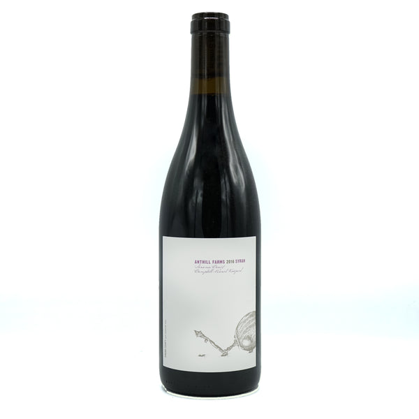 Anthill Farms, 'Campbell Ranch' Syrah 2016