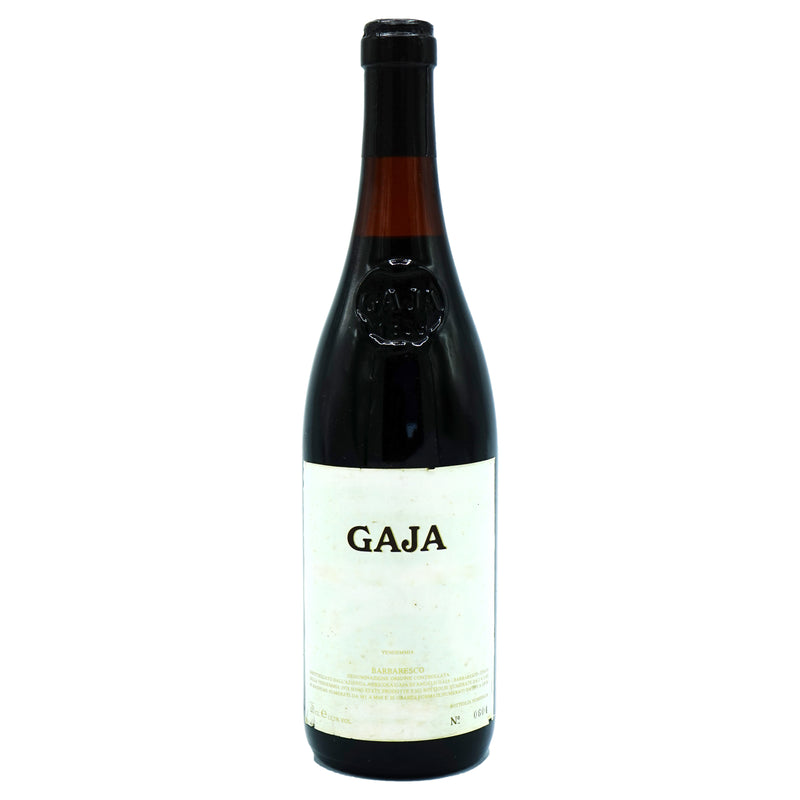 Gaja, Barbaresco 1989 Double-Magnum from Gaja - Parcelle Wine