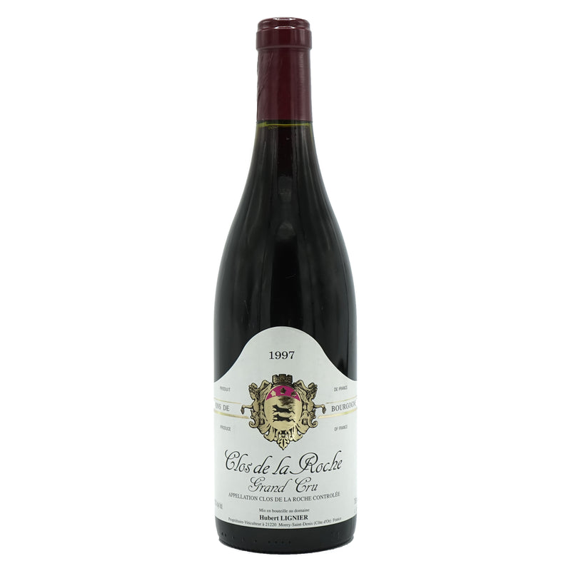 H. Lignier, 'Clos de la Roche' Grand Cru 1997 from Hubert Lignier - Parcelle Wine