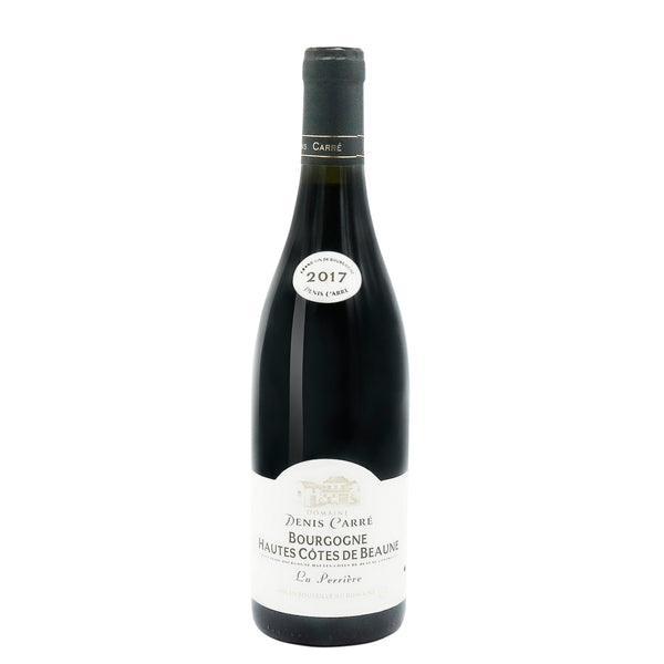 Denis Carré, Hautes-Côtes de Beaune Rouge 2017 from Denis Carré - Parcelle Wine