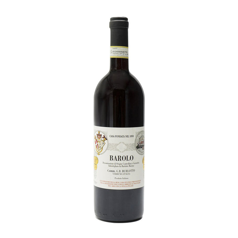 G.B. Burlotto, 'Cannubi' Barolo 2004 from G.B. Burlotto - Parcelle Wine