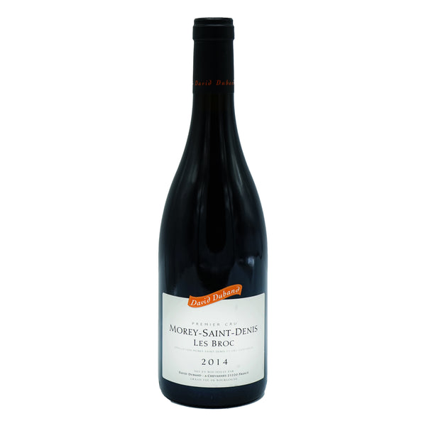 David Duband, 'Le Broc' 1er Cru Morey-St.-Denis 2014 from Duband - Parcelle Wine