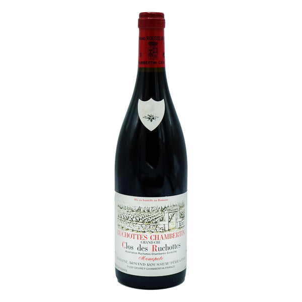 Roumier, 'Ruchottes-Chambertin' 2015 from Roumier - Parcelle Wine