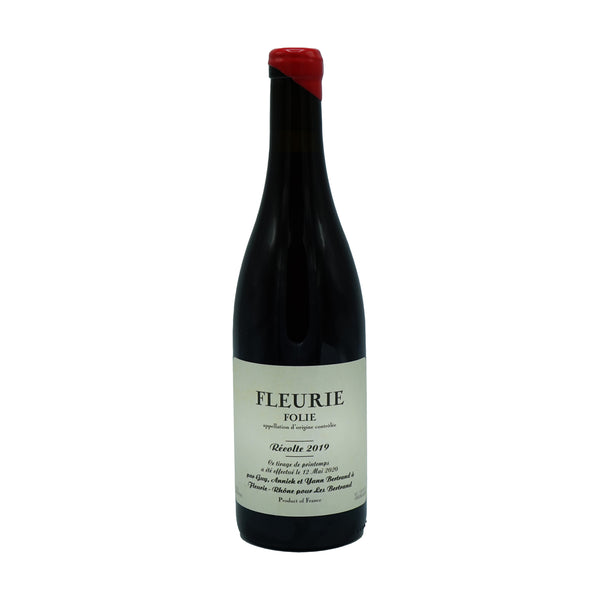 Yann Bertrand, 'Folie' Fleurie 2019 from Yann Bertrand - Parcelle Wine