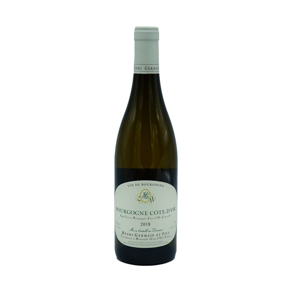 Henri Germain, Bourgogne Blanc 2018 from Henri Germain - Parcelle Wine