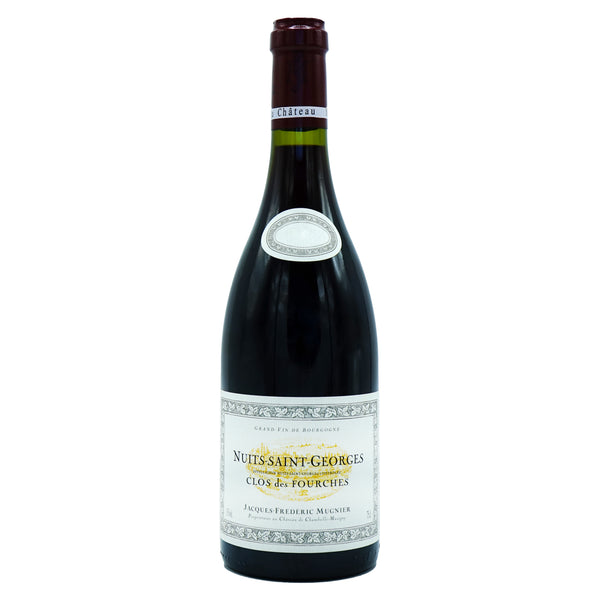 JF Mugnier, 'Clos de Fourches' 1er Cru Nuits St. Georges 2007 from JF Mugnier - Parcelle Wine