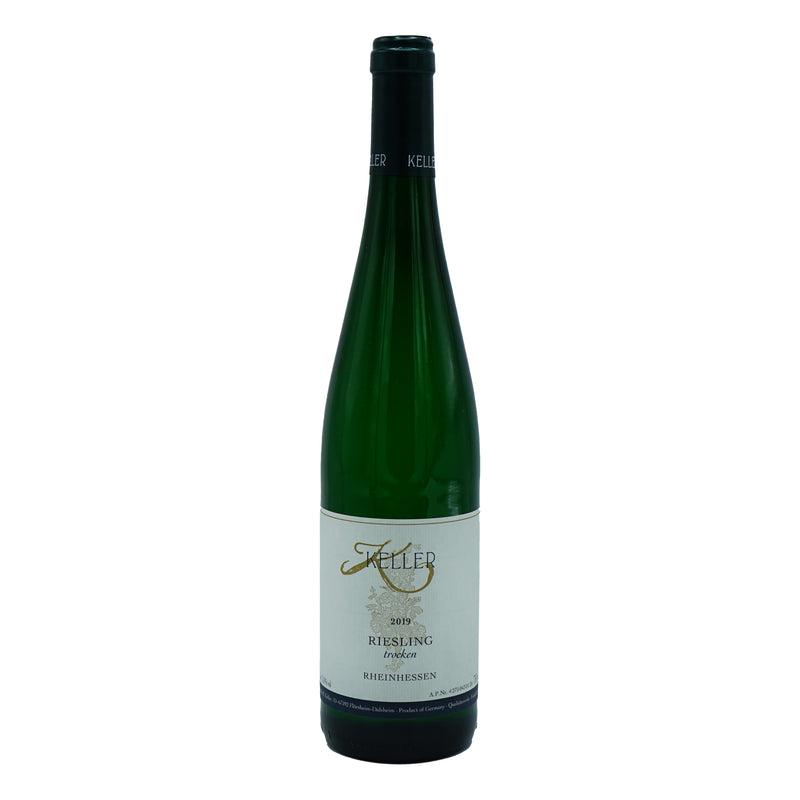 Keller, Riesling Trocken 2019 from Keller - Parcelle Wine