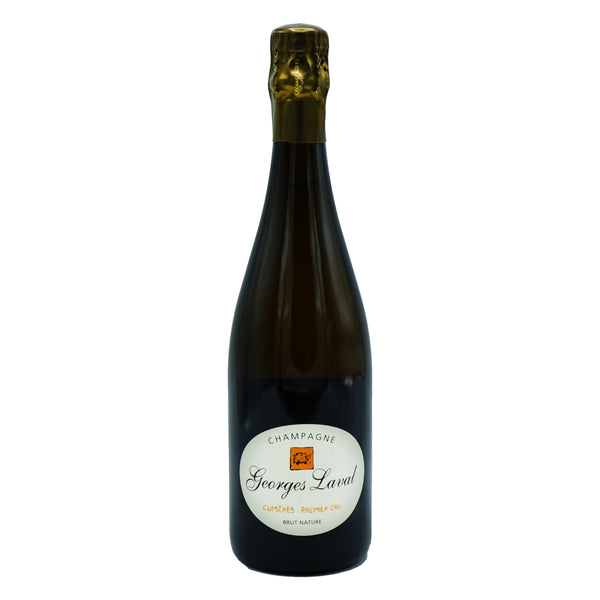Georges Laval, 1er Cru Brut Nature NV from Laval - Parcelle Wine
