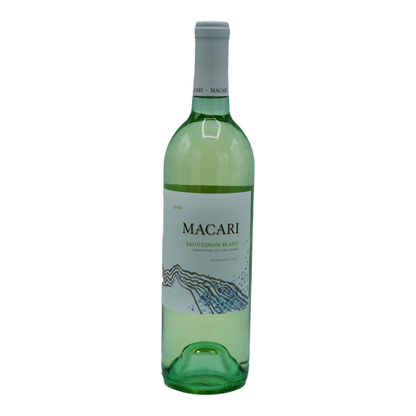 Macari North Fork Sauvignon Blanc 2019 from Macari - Parcelle Wine