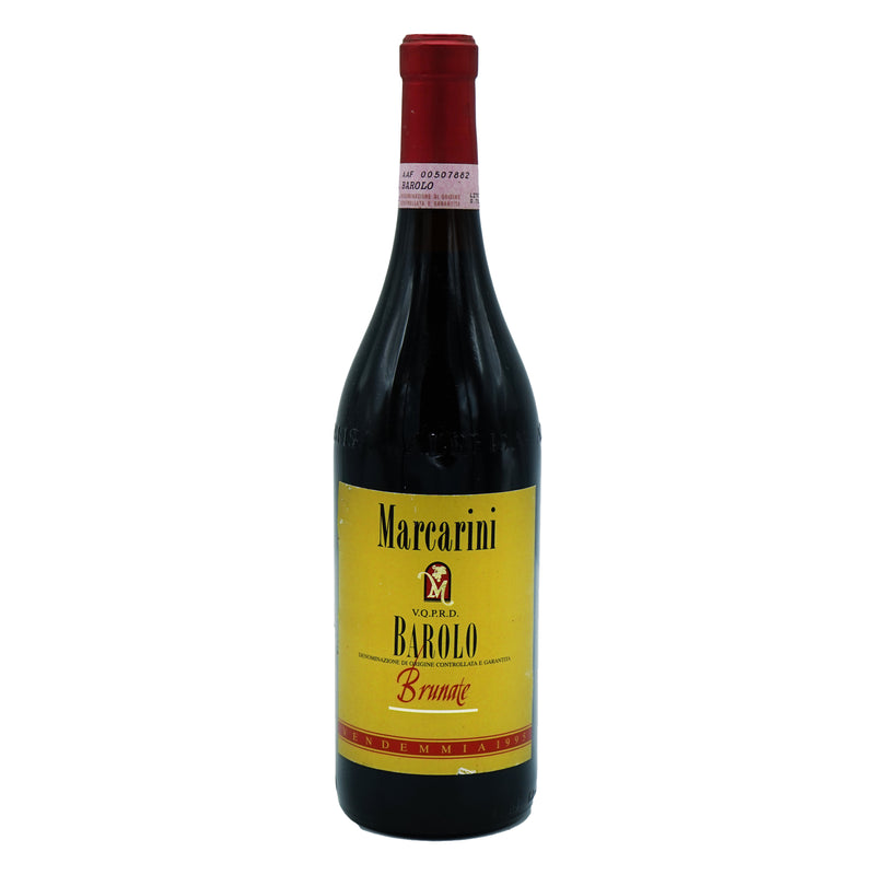 Marcarini, 'Brunate' Barolo 1973 from Marcarini - Parcelle Wine