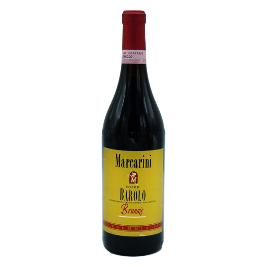 Marcarini, 'Brunate' Barolo Riserva 1973 from Marcarini - Parcelle Wine