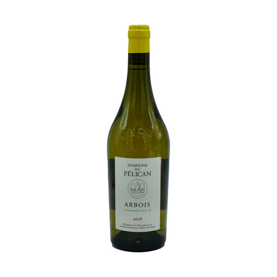 Domaine du Pélican, Savagnin Arbois 2018 from Domain du Pélican - Parcelle Wine
