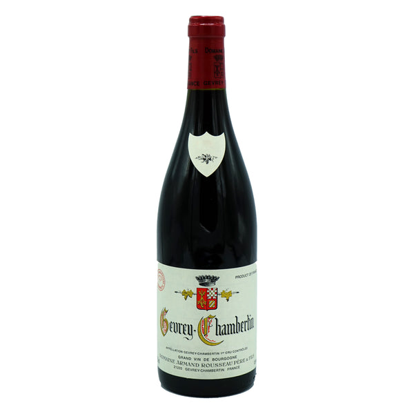 A. Rousseau, 'Clos St. Jacques' 1er Cru Gevrey-Chambertin 2006 from A. Rousseau - Parcelle Wine