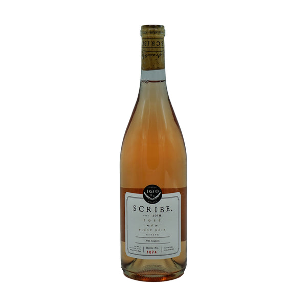 Scribe Winery, Rosé of Pinot Noir Estate Carneros 2019