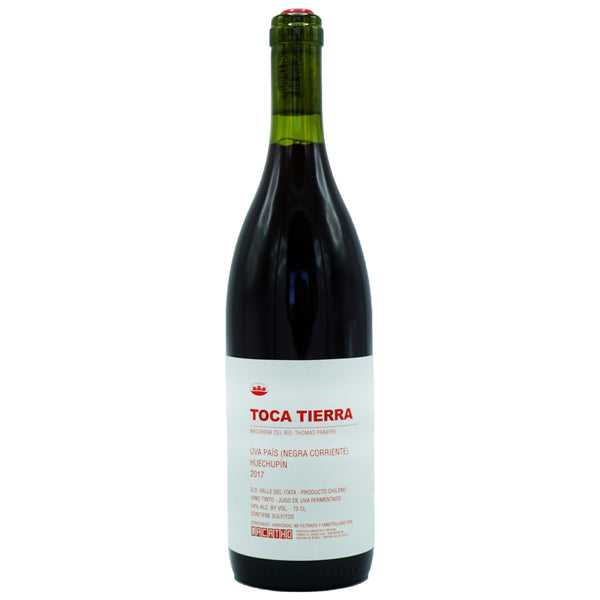 Macatho, 'Toca Tierra' Chile 2017 from Macatho - Parcelle Wine