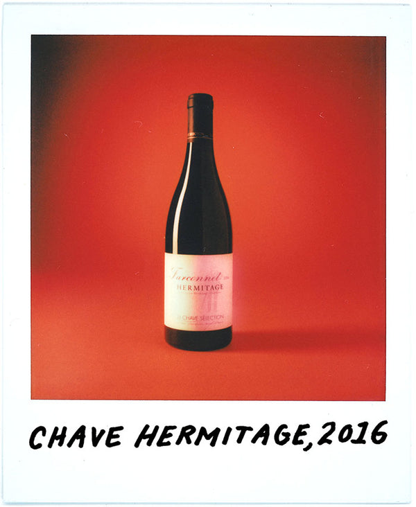 J.L. Chave, 'Farconnet' Hermitage 2016 from Jean-Louis Chave - Parcelle Wine