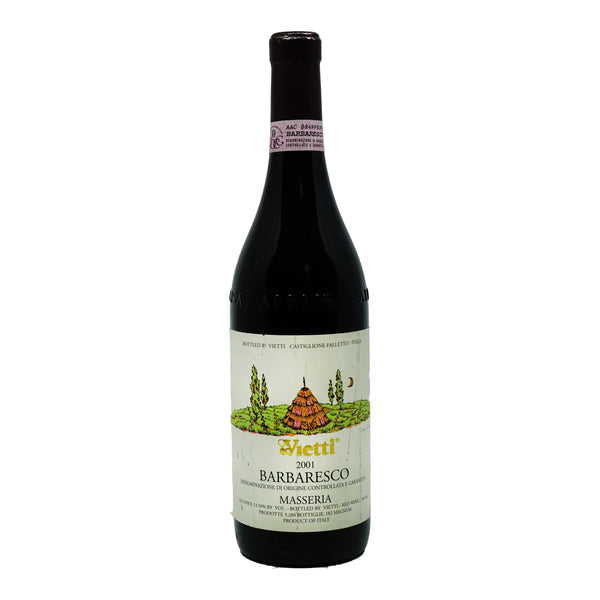 Vietti, 'Masseria' Barbaresco 2001 from Vietti - Parcelle Wine
