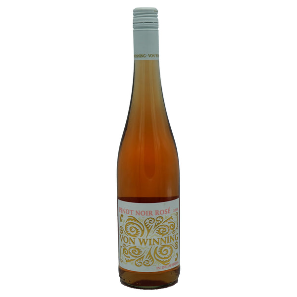 Von Winning Rosé 2019 from Von Winning - Parcelle Wine