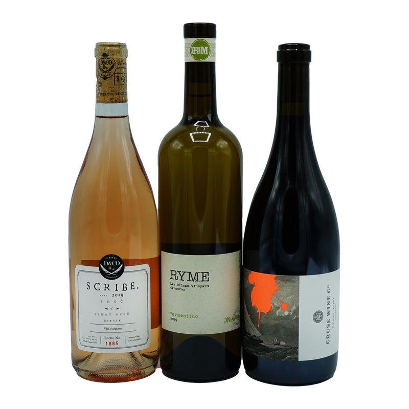 Parcelle x west~bourne weekender food + wine bundle from west~bourne - Parcelle Wine