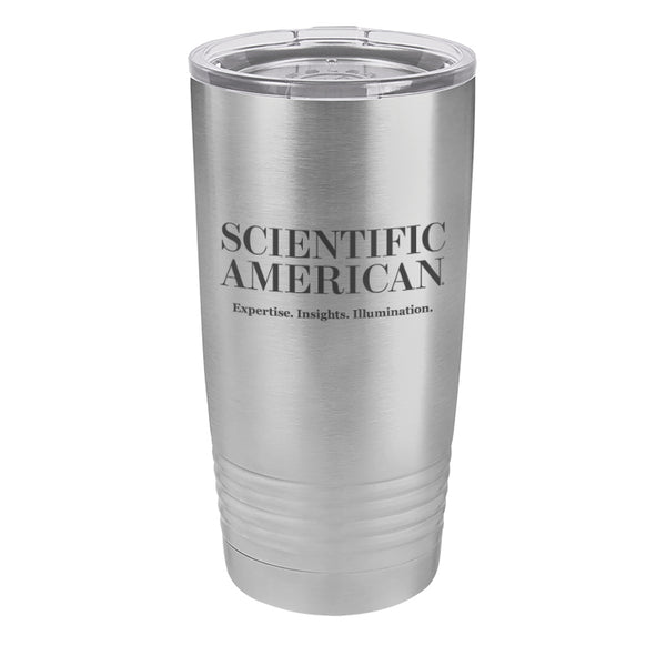 Expertise Insights Illumination Laser Etched Tumbler