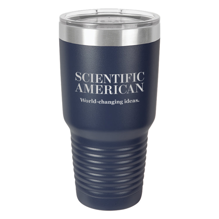 World Changing Ideas Laser Etched Tumbler