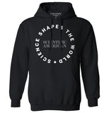 Science Shapes The World Circle Design Apparel